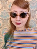 ☆Collectif☆ AUDREY SUNGLASSES Amber