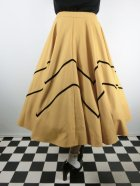 他の写真3: ☆Collectif☆ MILLA SWING SKIRT Mustard 11号
