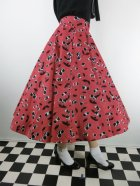 他の写真2: ☆HELL BUNNY☆Black Cherry 50s Skirt(S)13号