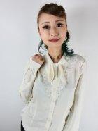 他の写真2: ☆HELL BUNNY☆Adelia Blouse Ivory(XS)9号