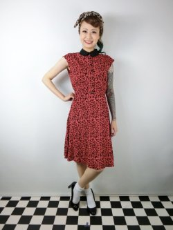 画像1: ☆HELL BUNNY☆Leo Dress (M)13号