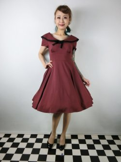 画像2: ☆HELL BUNNY☆Thea Dress (M)13号