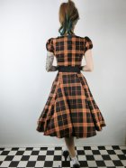 他の写真3: ☆Collectif☆MIMI PUMPKIN CHECK DOLL DRESS 15号