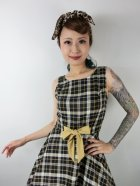 他の写真2: ☆Collectif Vintage☆ SILVA GEEK CHECK SWING DRESS 17号
