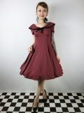 ☆HELL BUNNY☆Thea Dress (XS)9号