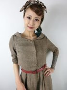 他の写真2: ☆Lindy Bop☆Aggi Mink Tweed Swing Dress & Jacket Set 13号