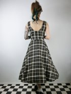 他の写真3: ☆Collectif Vintage☆ SILVA GEEK CHECK SWING DRESS 17号