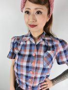 他の写真2: ☆Freddies of Pinewood☆Rosie Work Blouse (UK16)17号