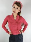 ☆Collectif☆ELLEN CARDIGAN Red 11号