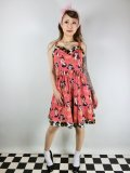 SOURPUSS☆VINTAGE VIXENS SOPHIA DRESS(S)9号