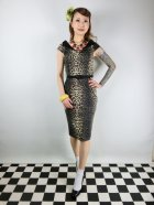 他の写真1: ☆HELL BUNNY☆Shuri Pencil Dress (XS)9号