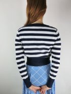 他の写真3: ☆Collectif☆ PURDY NAUTICAL STRIPED CARDIGAN 11号