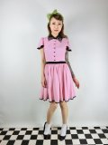 SOURPUSS☆SPIDERWEB LYDIA DRESS PINK(S)9号