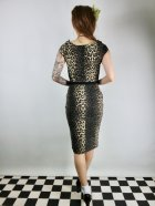 他の写真3: ☆HELL BUNNY☆Shuri Pencil Dress (XS)9号