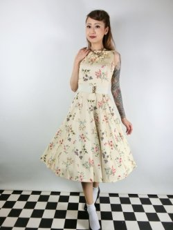 画像2: ☆H&R☆Bridget Swing Dress 9号