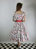他の写真3: ☆HELL BUNNY☆Yvette Cherry 50s Dress(M)13号