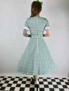 他の写真3: ☆Collectif☆ROBERTA GINGHAM SWING DRESS Green 7号