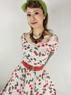 他の写真2: ☆HELL BUNNY☆Yvette Cherry 50s Dress(M)13号
