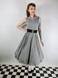 ☆H&R☆Christine Check Swing Dress 15号