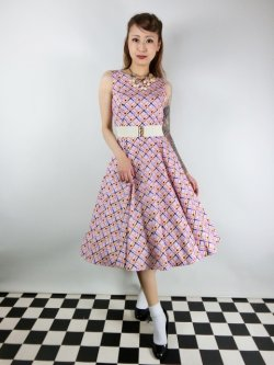 画像2: ☆H&R☆Audrina Swing Dress 11号