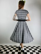 他の写真3: ☆HELL BUNNY☆Frostine 50s Dress(XL)17号
