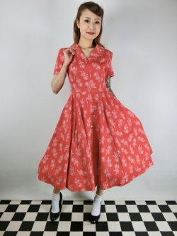 画像1: ☆H&R☆Ruby Rose Swing Dress 17号