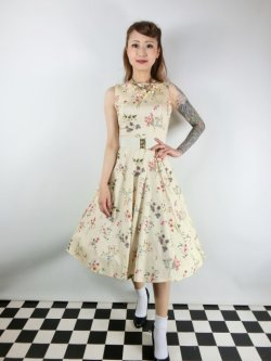 画像1: ☆H&R☆Bridget Swing Dress 9号