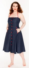 ☆Freddies of Pinewood☆ Western Sun Dress (L)  13号