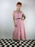 ☆Collectif☆JOLANDA SWING DRESS Pink 15号