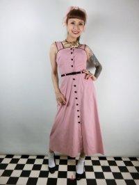 ☆Collectif☆JOLANDA SWING DRESS Pink 7号