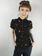 他の写真1: ☆Collectif☆MARY GRACE CHERRY CHERRY BLOUSE 7号