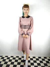 ☆Collectif☆ MAEVE SWING DRESS Pink 7号