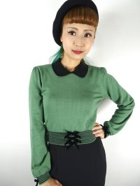 ☆Collectif☆MAEVE JUMPER Green 7号