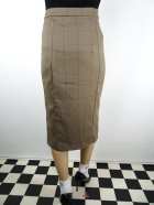 他の写真3: ☆COLLECTIF☆ SLOAN HERRINGBONE PENCIL SKIRT Brown 9号