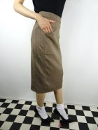 他の写真2: ☆COLLECTIF☆ SLOAN HERRINGBONE PENCIL SKIRT Brown 9号
