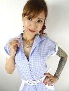他の写真2: ☆Collectif☆MARJORIE CONTRAST SWING DRESS 11号